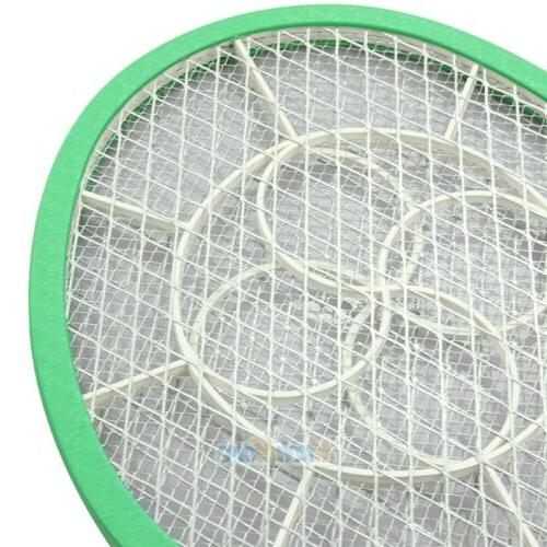 Cordless Bug Mosquito Fly Swatter Racket