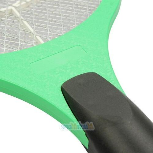 Cordless Rechargeable Mosquito Electric Swatter Racket