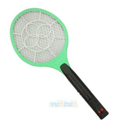 Cordless Rechargeable Mosquito Insect Swatter