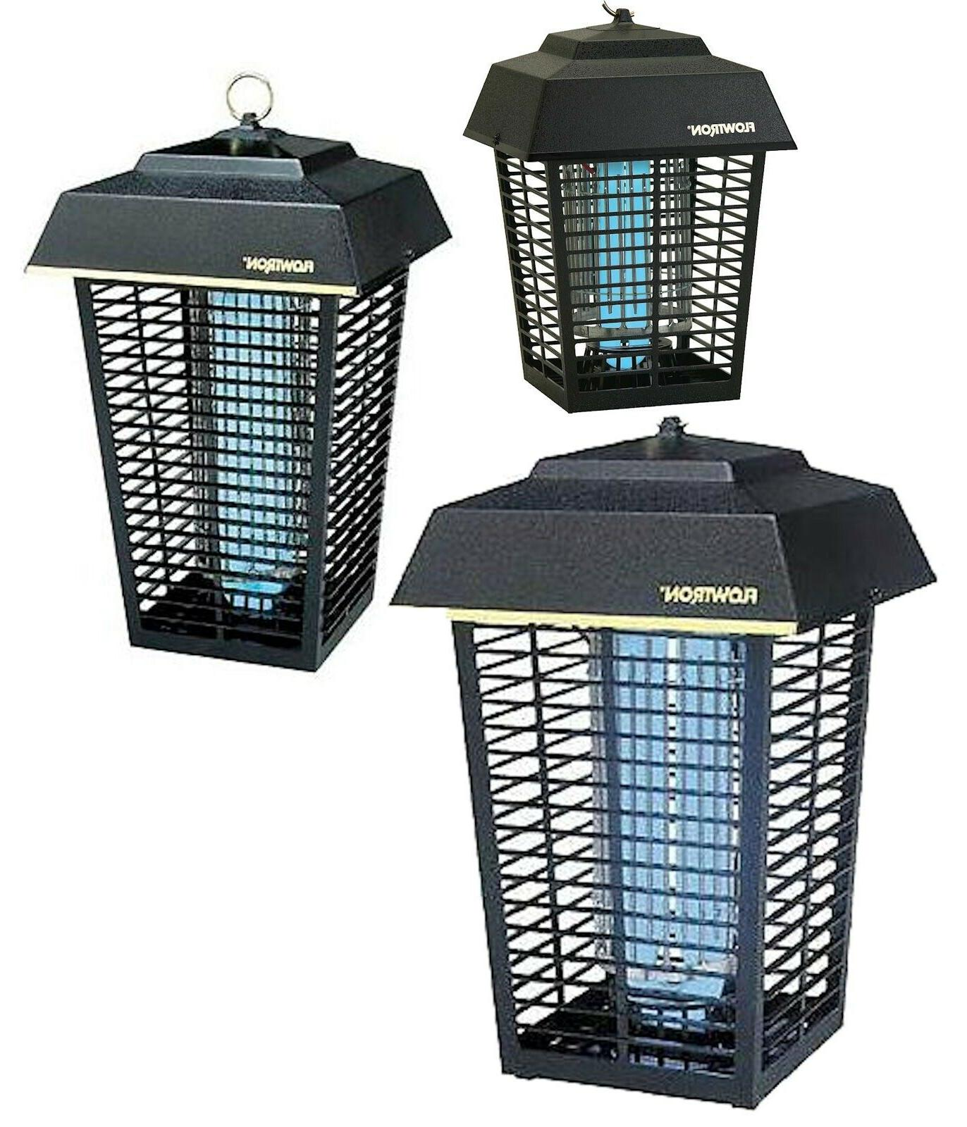 electric bug zapper light mosquito flying insect