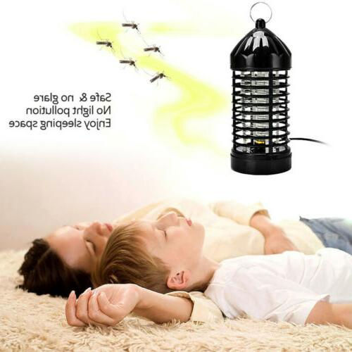 Electric Insect Fly Mosquito Killer Trap Zapper UV