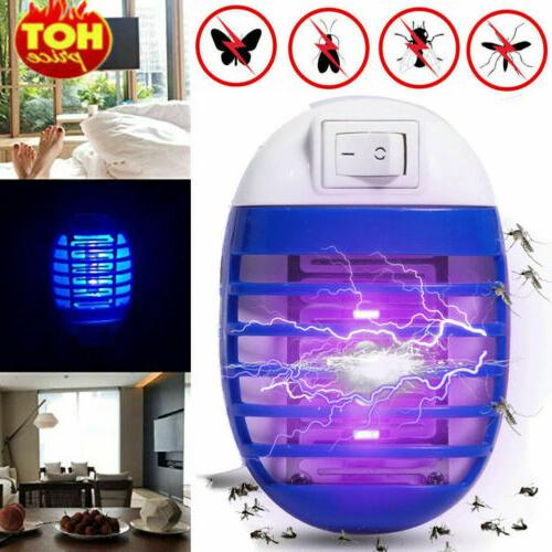 Electric Electronic Insect Mosquito Killer Zapper LED Light/Lamp