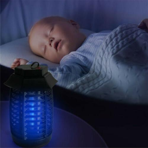 LED UV Mosquito Killer Lamp Insect Repellent Zapper 2020
