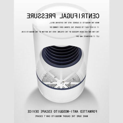 Electric Fly Mosquito Insect Light Trap Lamp