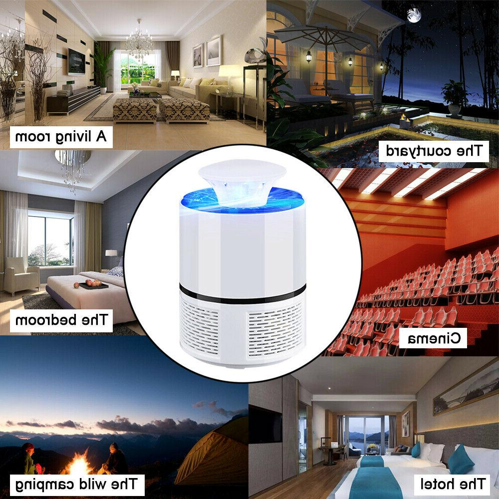 Electric Mosquito Control LED Lamp