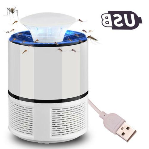 Electric Mosquito Light Control