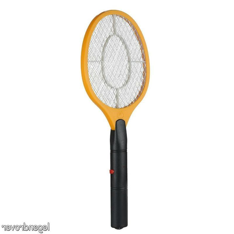 Electric Fly Insect Killer Racket Swatter Mosquito Wasp Electronic