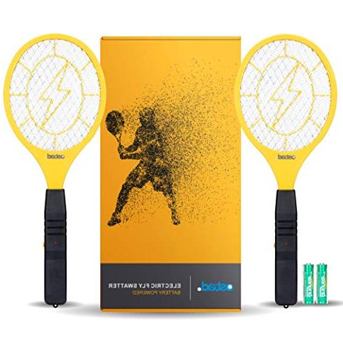 electric fly swatter mini bug