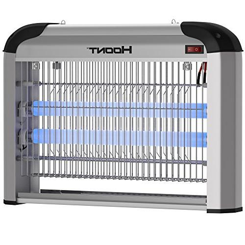 Hoont Electric Zapper and Bug Zapper Trap Protects 6,000 and Killer, Mosquito Killer