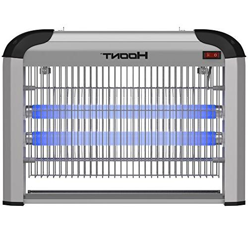 Hoont Zapper Trap Killer Catcher Protects and Bug Killer, Mosquito Killer Insect