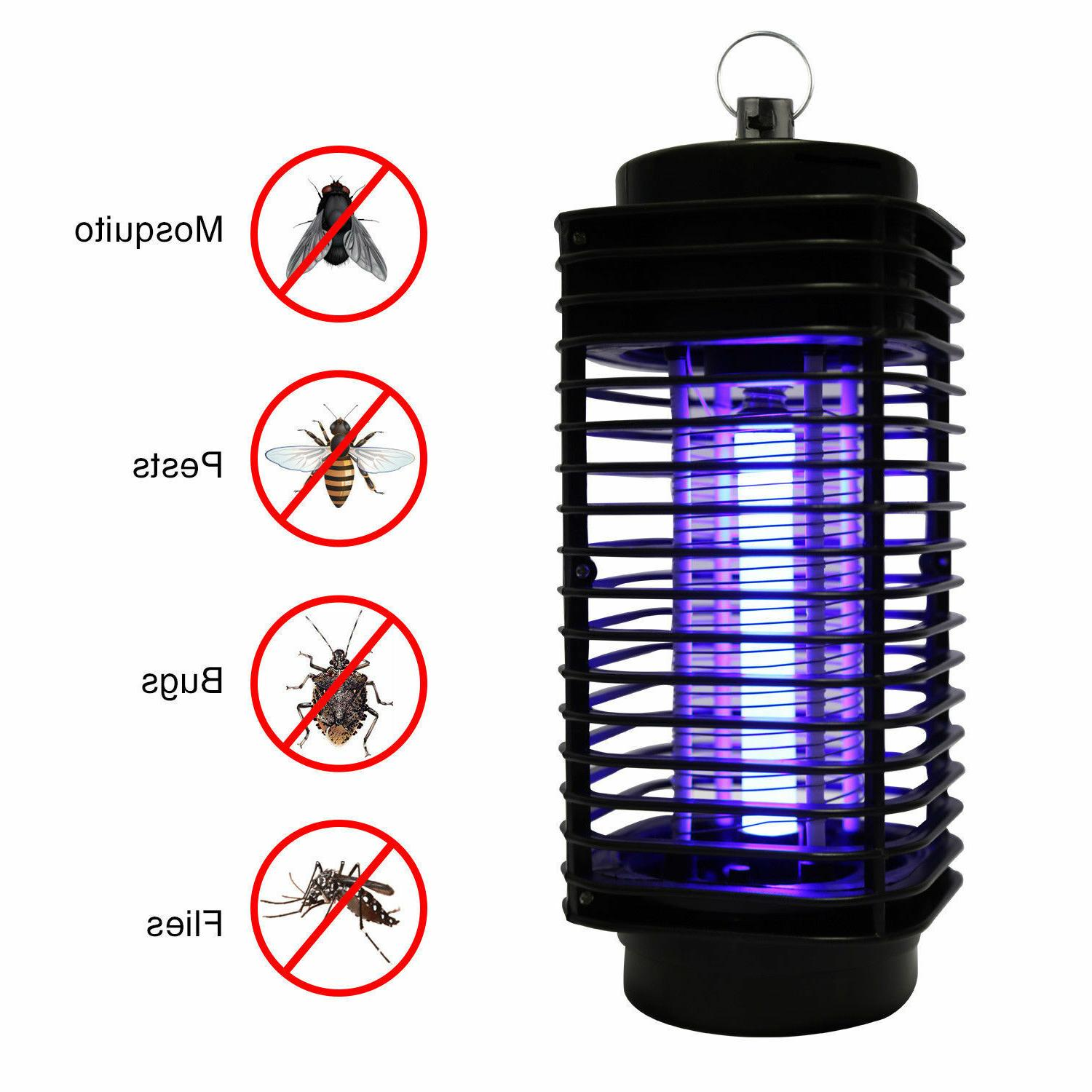 Electric Insect Mosquito Bug Zapper Indoor Outdoor