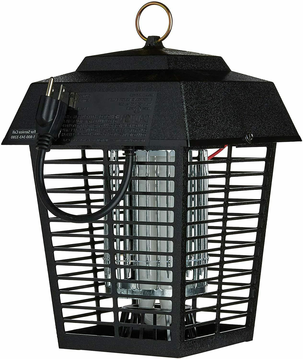 Electric Zapper 1 Acre Fly Lamp Home Light