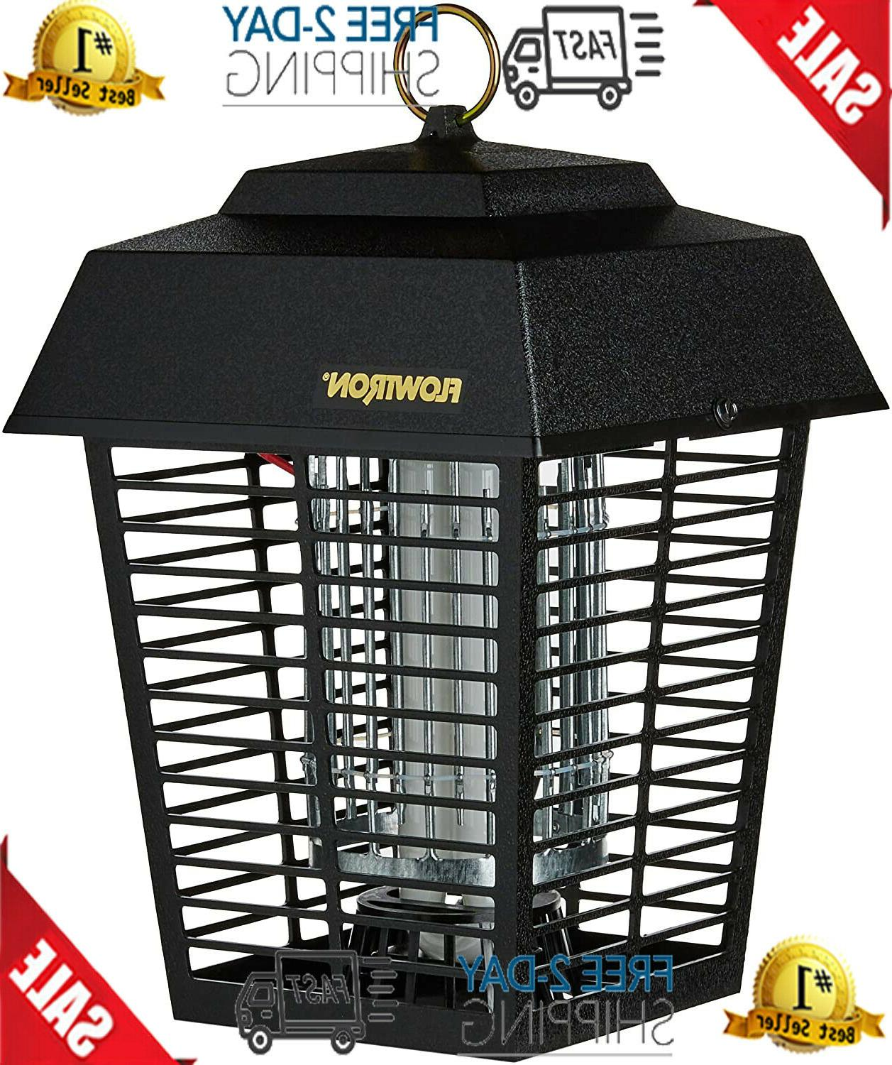 electric insect killer bug zapper 1 acre