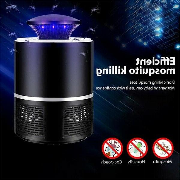 Electric Zapper Killer UV Light Control