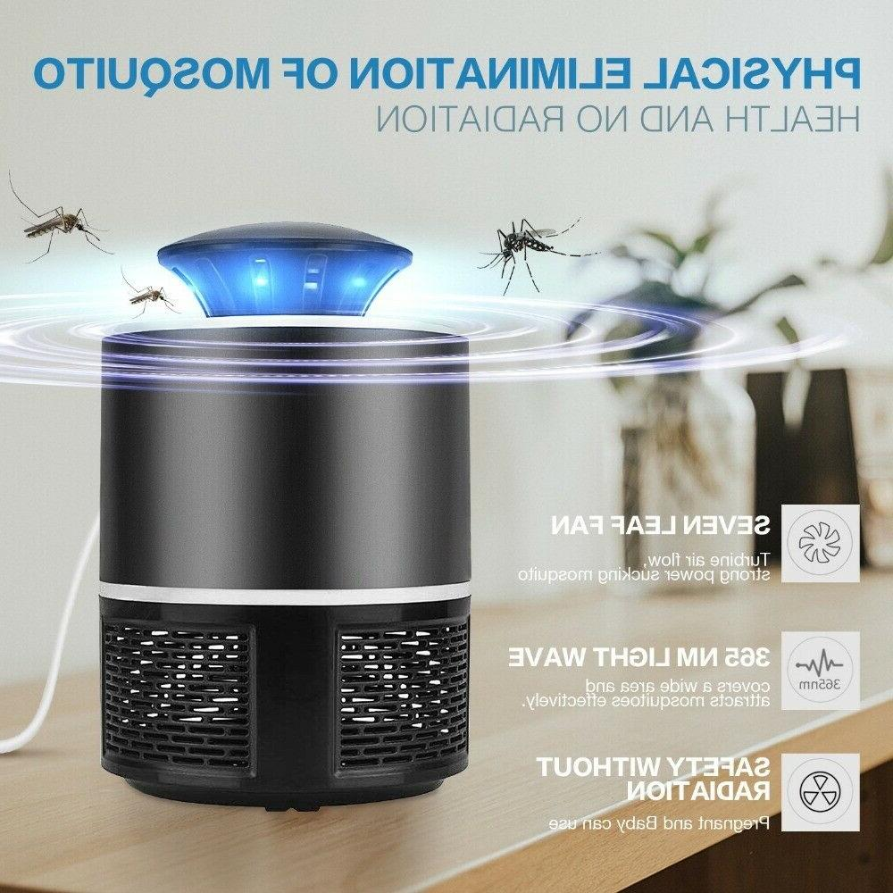 Electric Zapper UV Pest Control