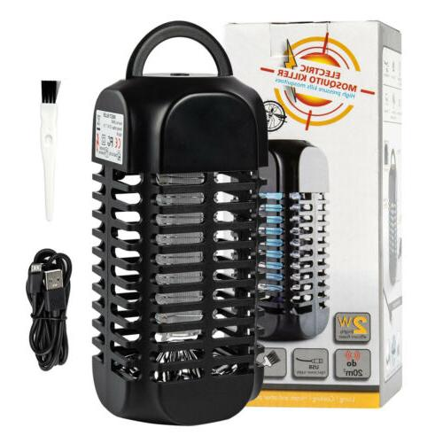 Electric Mosquito Killer Bug Insect Pest Trap Control