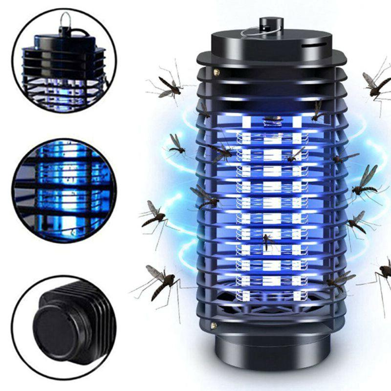 electric uv light mosquito killer insect fly