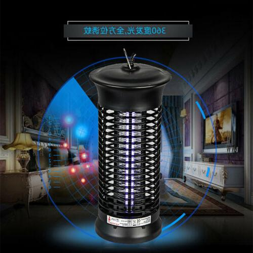 Mosquito Fly Insect Zapper Killer Indoor Room Electronic Lamp