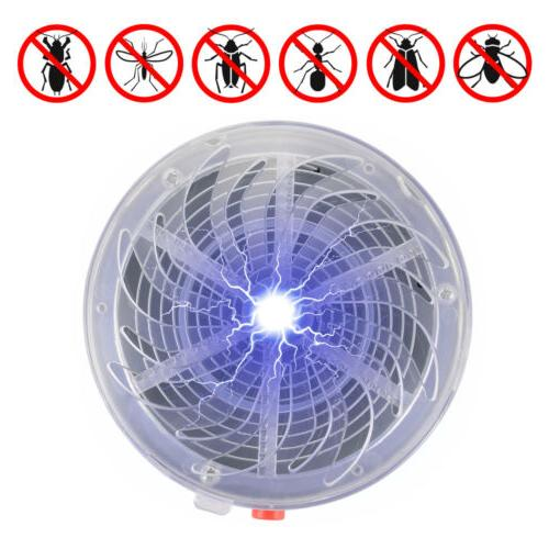 fly insect bug mosquito solar buzz zapper
