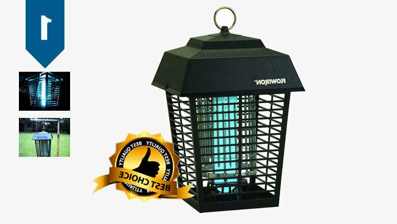 Flowtron Flying 1/2, 1, Acre Mosquito Killer ZAPPER