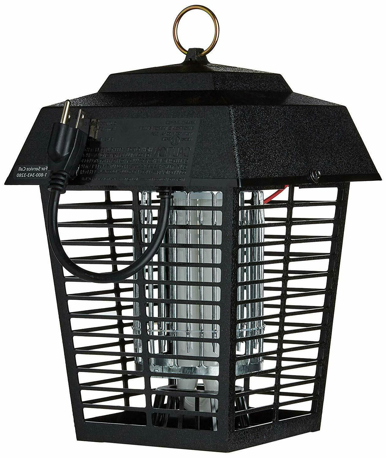 Electric Killer Zapper Acre Fly Bugs Outdoor Home
