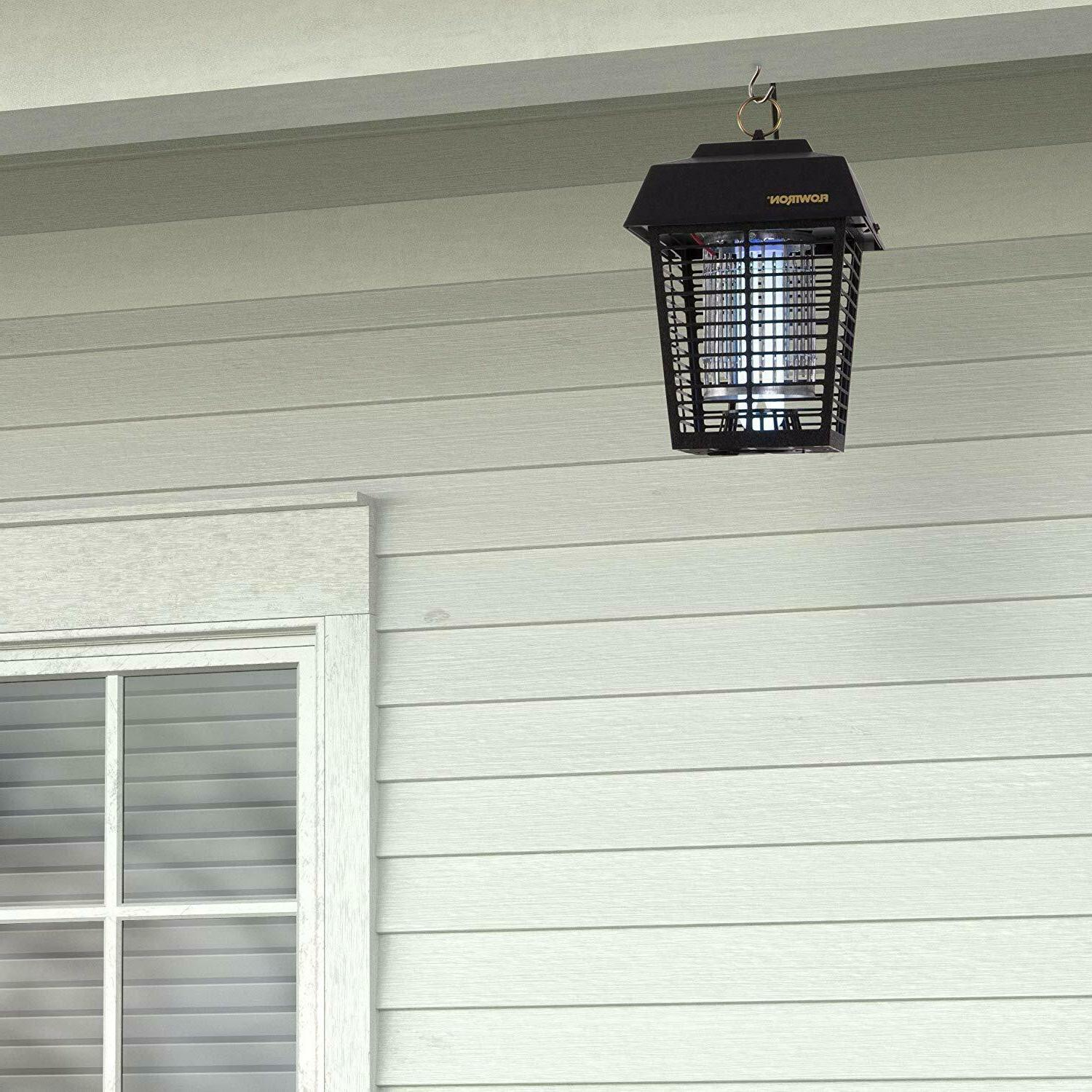 Electric Insect Zapper 1/2 Fly Lamp Home