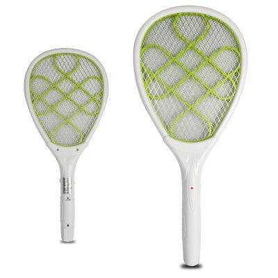 Handheld Electric Swatter Zapper Bug Pest Wasp