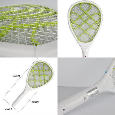 Handheld Electric Swatter Zapper Killer Pest Insect