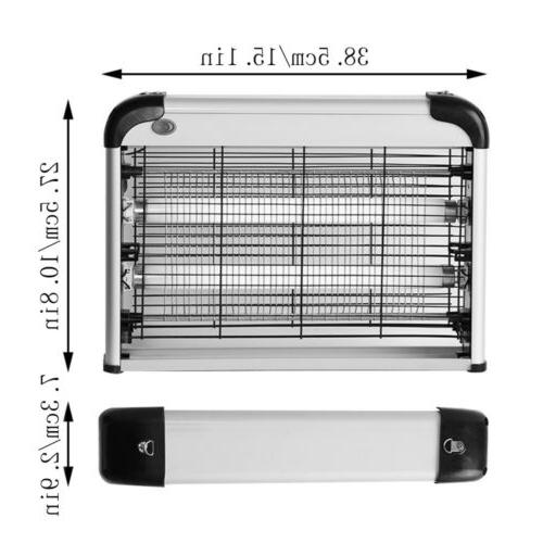 Insect Killer Zapper Electric Light Lamp