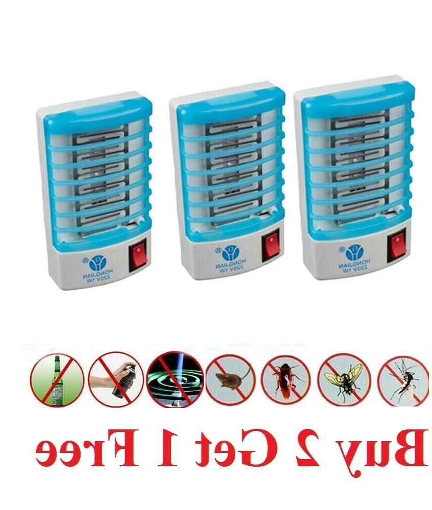 indoor led electric mosquito fly bug insect