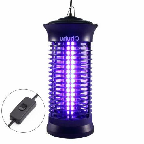 Large Electric Zapper Fly & Killer Trap UV Light