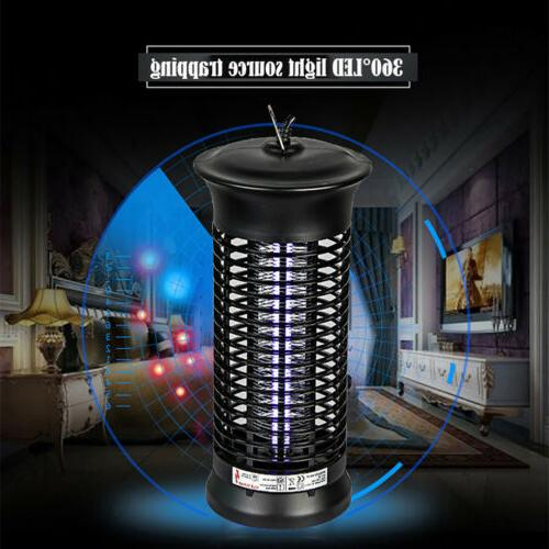 Mosquito Fly Zapper Light Indoor Room Electronic Lamp