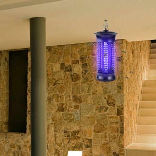 Mosquito Fly Zapper Killer Light Room Electronic Lamp