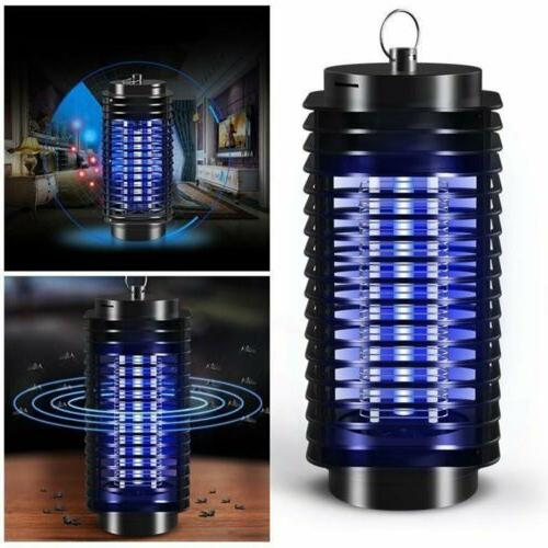 2 Pack LED Electric UV Mosquito Killer Lamp Fly Bug Insect R