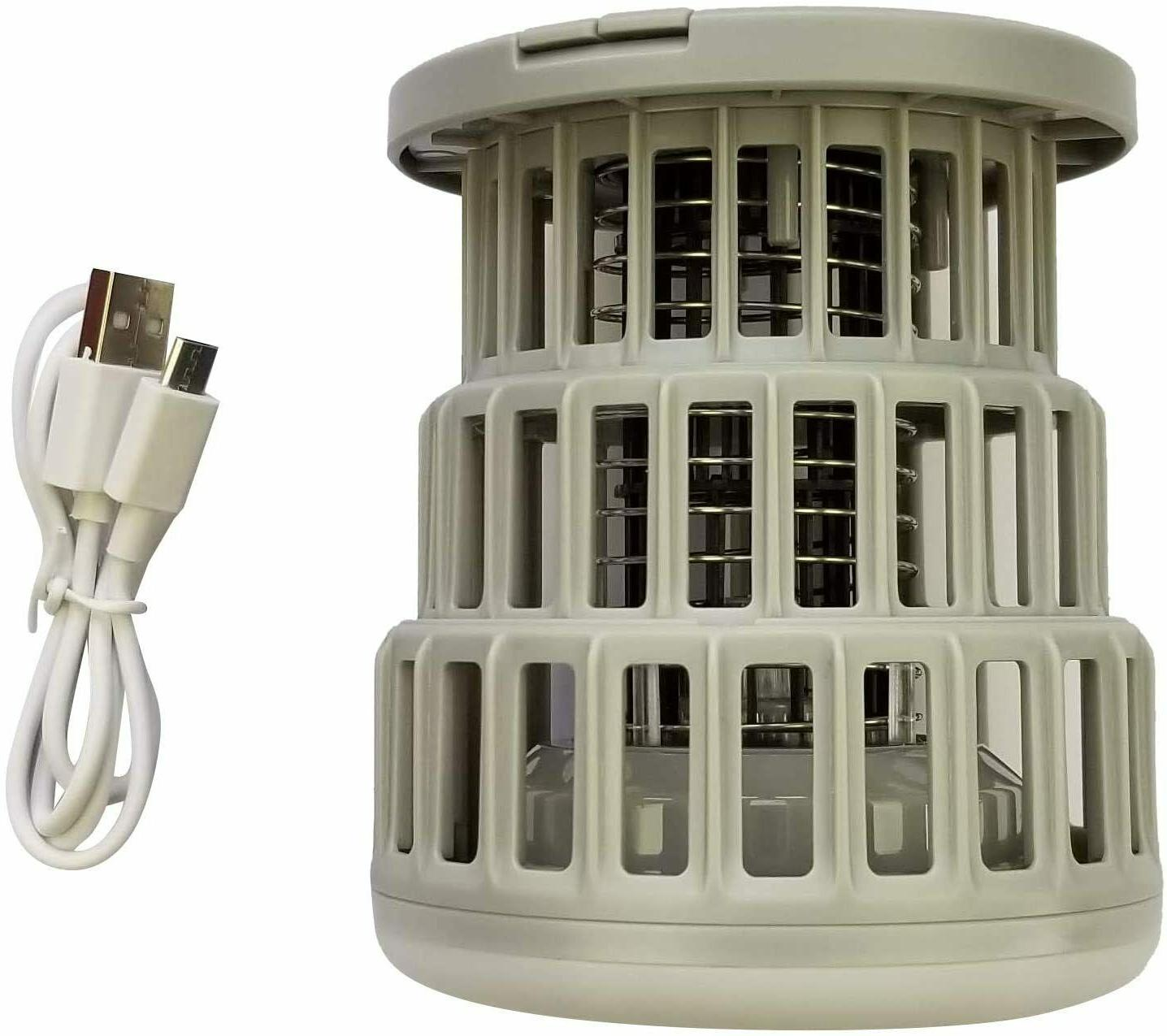 Kyng LED Zapper Mosquito Portable