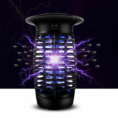 UV Led Indoor Electric Mosquito Fly Bug Insect Zapper Killer