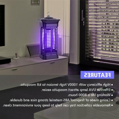 Mosquito Zapper Electronic Lamp15W