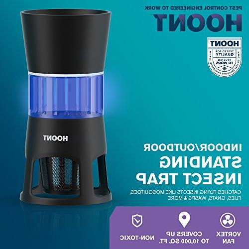 Hoont Gnat Standing Mosquito Trap Control UV Light and Mosquitoes, Etc. – etc.