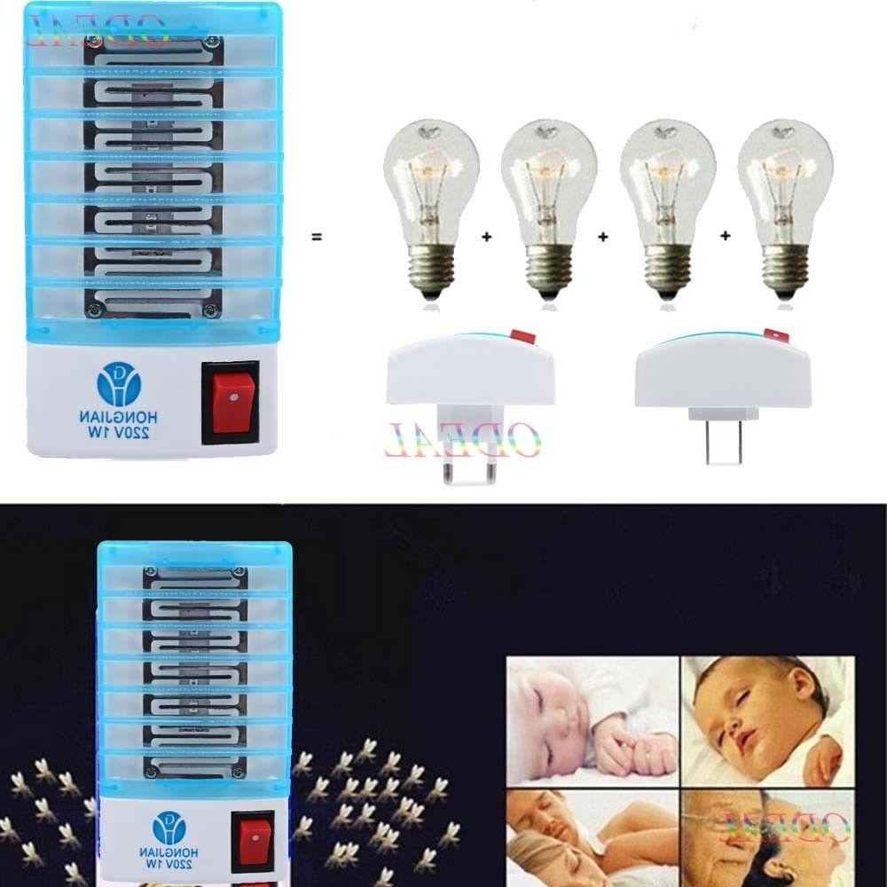 mosquito lamp repellent led insect killer electric