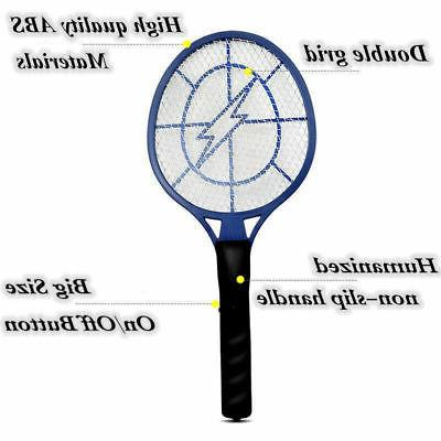 Mosquito Swatter Electric Pest Handheld Zapper