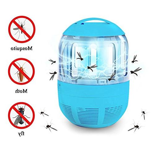 mosquito trap electronic bug zapper