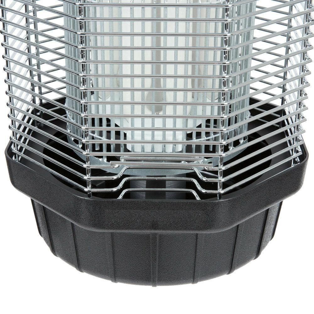 Zap N Trap Outdoor Insect Trap Bug Zapper Acre Coverage, 150W
