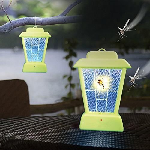 Zapper Insect Killer Hanging/Table Powered