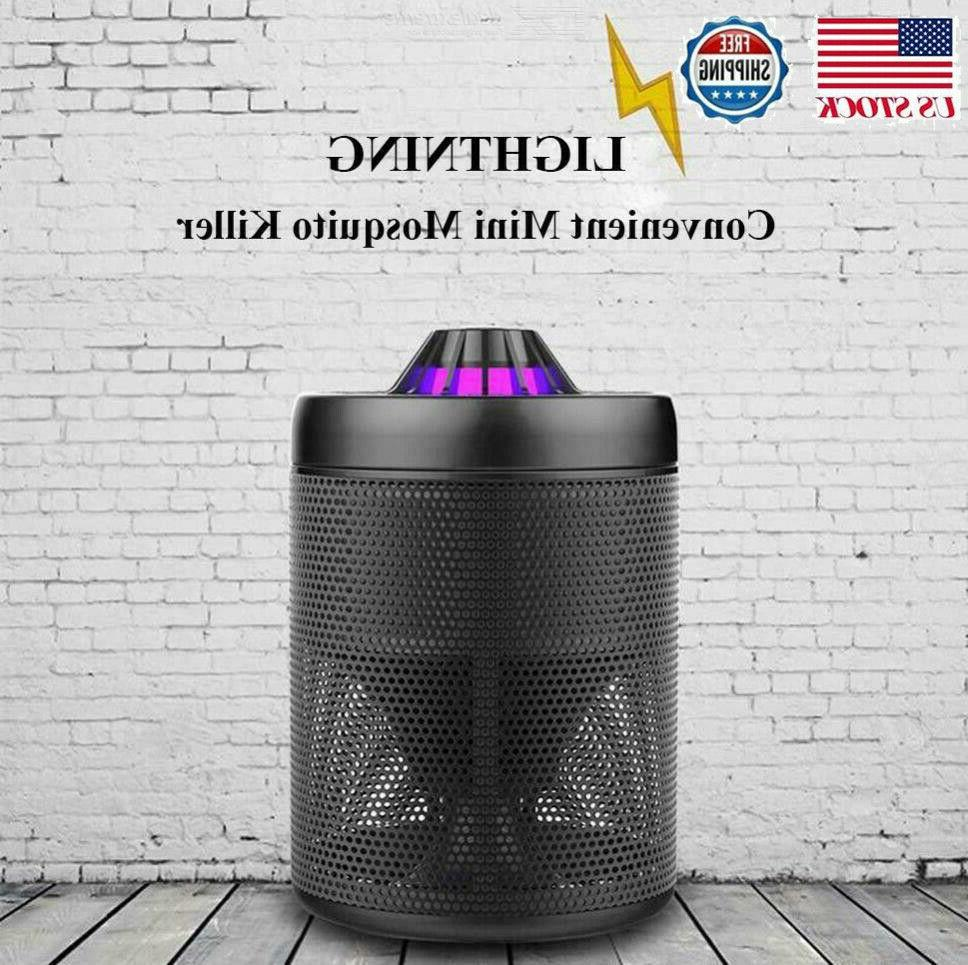 Outdoor Bug Insect Zapper UV Mosquito Lamp USA