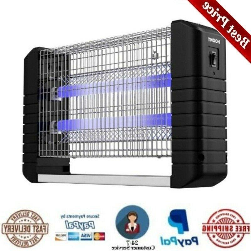 powerful electric indoor bug and fly zapper
