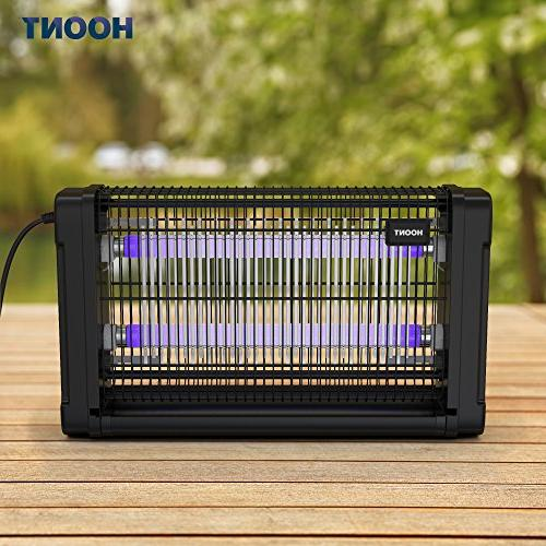 Hoont Bug Zapper Zapper – 2,000 Ft/Fly Insect – For Commercial and Industrial