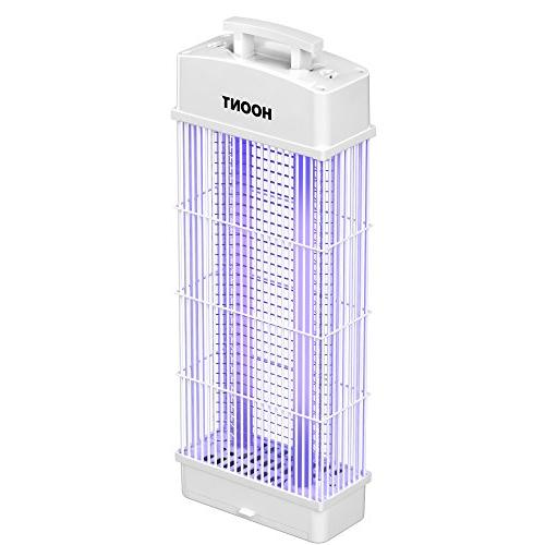 Hoont Standing Electric Outdoor Fly Bug Trap Killer with UV Protects / Killer –For Residential Commercial