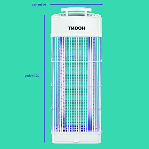 Hoont Standing Outdoor Bug Killer with UV Protects Killer, Insect Killer Commercial