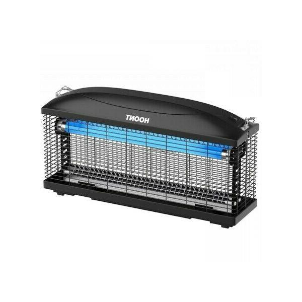 powerful electric indoor bug zapper and fly