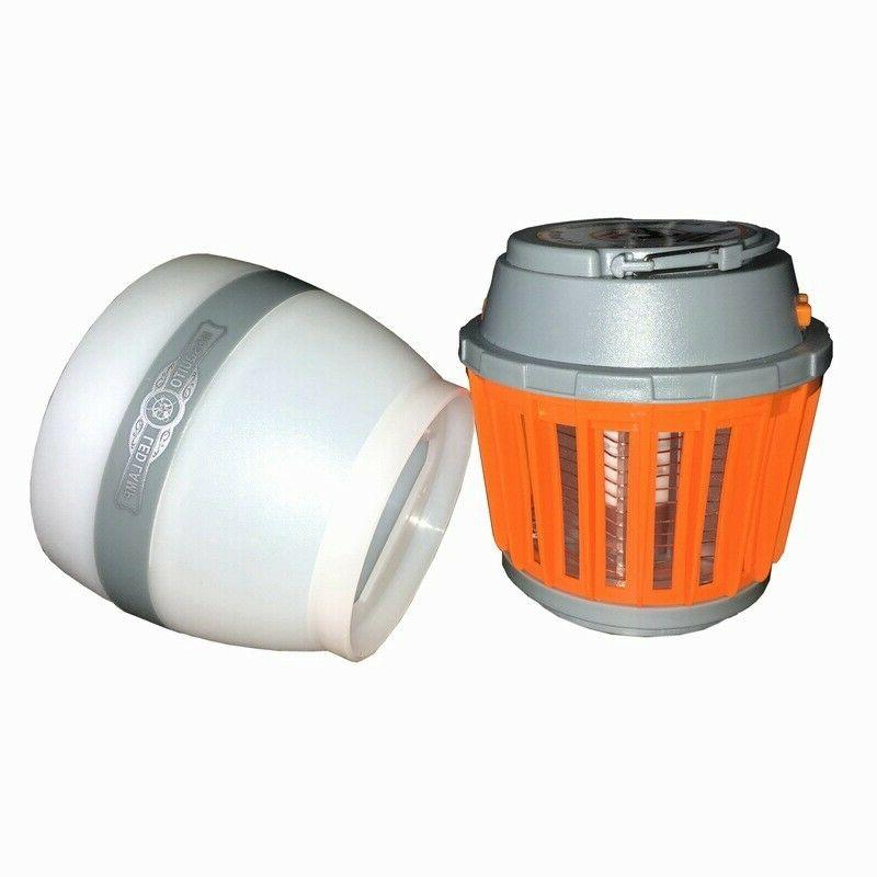 Rechargable Mosquito Insect Kill Pest LED Electric